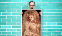 Helena bonham carter Movie Great Expectations Art - Wall Art Print Poster   - Geekery Art Geekery